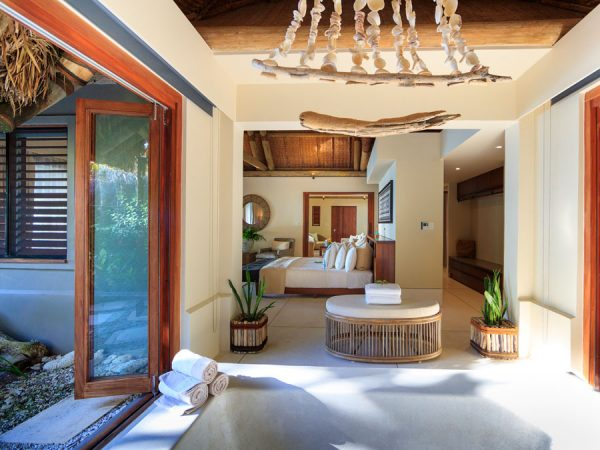 Kokomo Private Island – Beachfront Villa