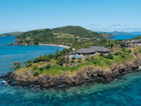 Kokomo Private Island Luxury Residence – Ocean (4 bedroom)