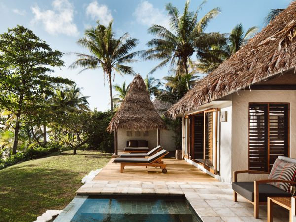 Tokoriki Island Resort – Beachfront Pool Villa
