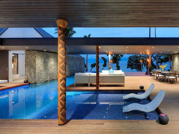 VOMO Island Resort – The Palms