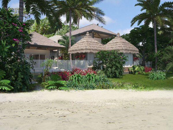 Nanuku Auberge Resort – Auberge Villa Beachfront