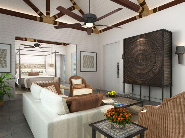 Nanuku Auberge Resort – Auberge Villa Living