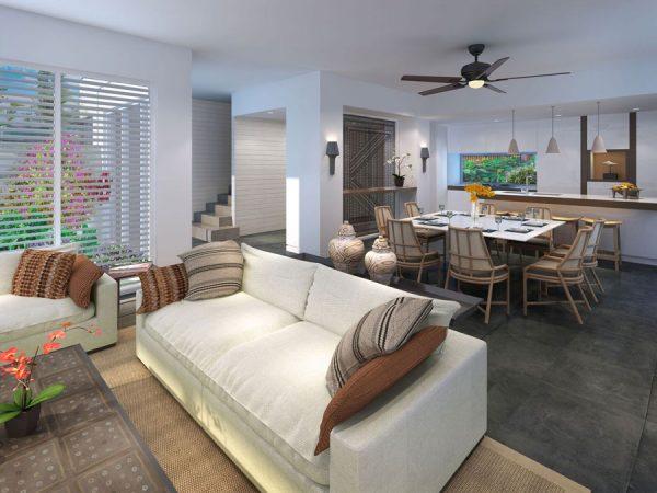 Nanuku Auberge Resort – Auberge Villa Lounge