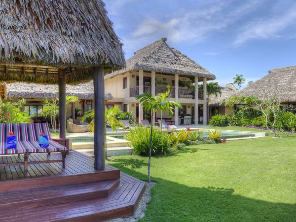 Nanuku Auberge Resort – Beachfront Residence