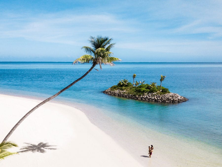 fiji luxury honeymoon resorts